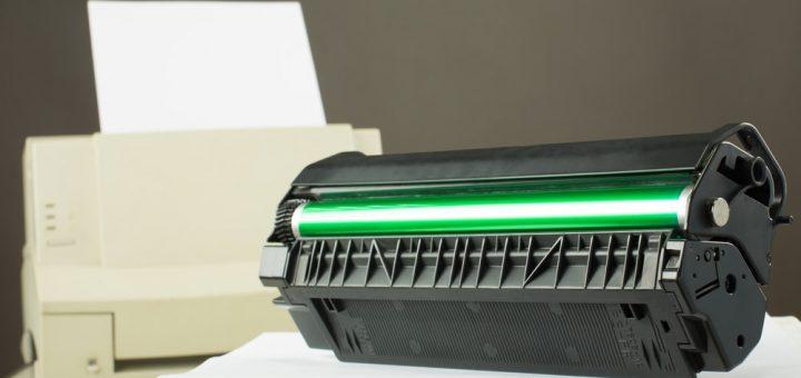 cómo funciona impresora láser