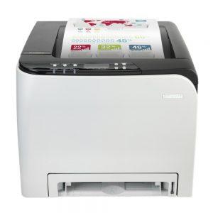 Impresión láser color con la Ricoh SP