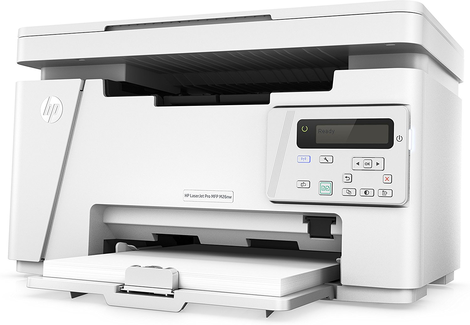 ▷ HP LaserJet Pro MFP M26nw | Pros, Contras & Opiniones