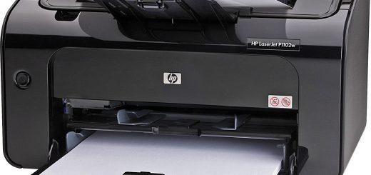 Comprar la HP Laserjet P1102w