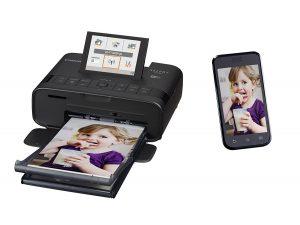 Impresoras fotográficas Canon Selphy CP1300