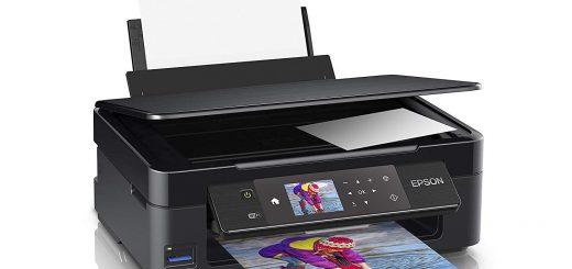 Impresora de tinta Epson Expression Home XP 452