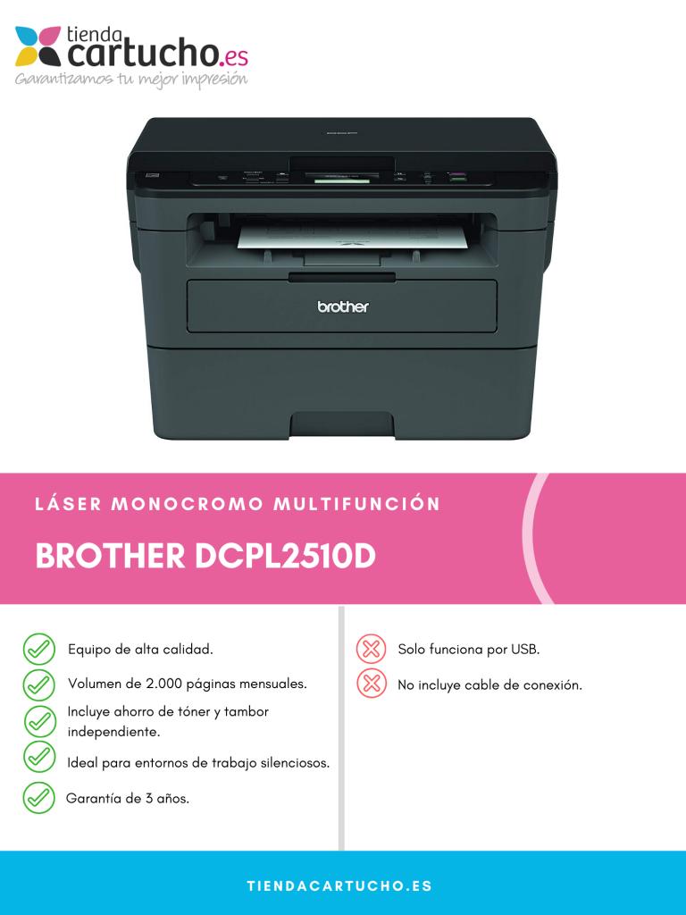 Brother DCPL2510D