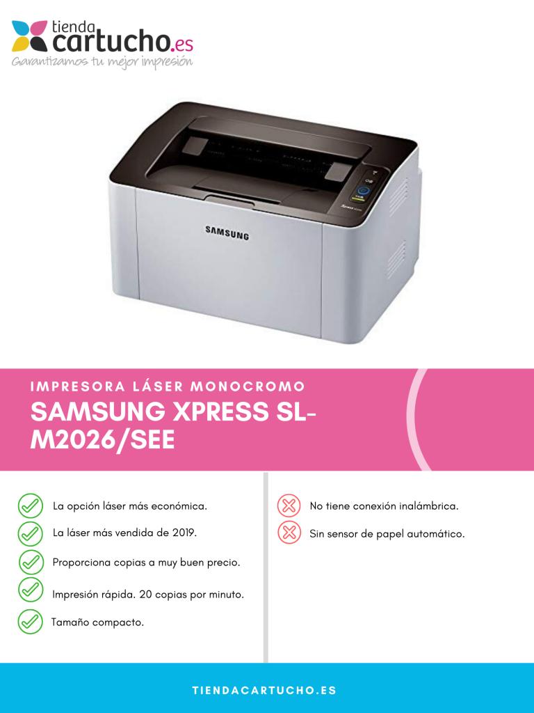 Samsung Xpress SL-M2026_SEE análisis